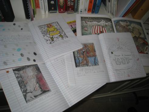 a look at my crews books for Primary Early American History from BFB