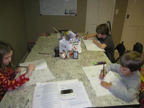 IOWA standardized testing