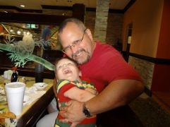 Daddy and Littlest