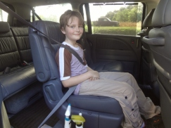no more booster seat