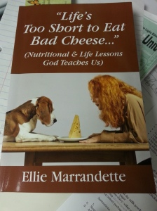 Ellie's book!!!