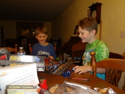 playing Stratego