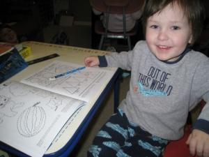 Kindergarten is better than preschool!