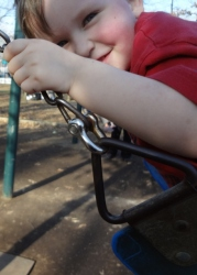 sweet, ornery Littlest