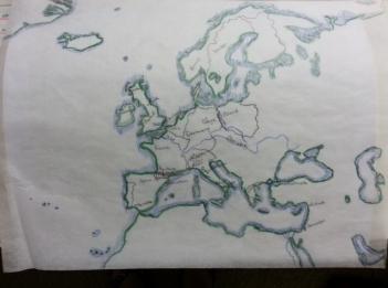map-work