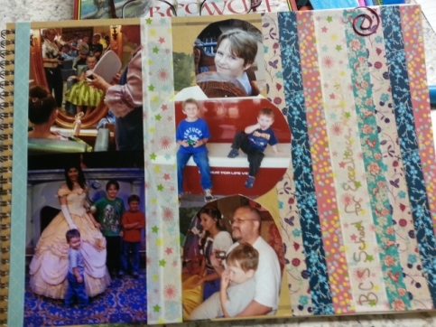 planner cover all decorated