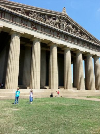 Parthenon of Nashville
