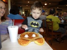pancakes for Batsie