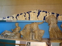 molds taken from Greece