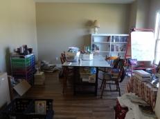 the school room's progress