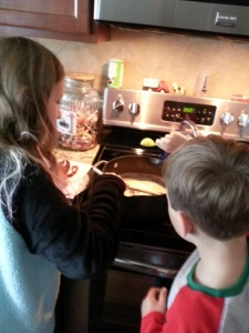 learning to make gravy