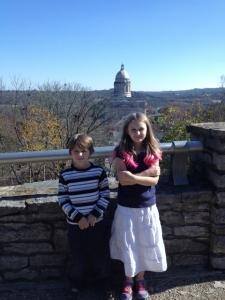 Capitol overlook
