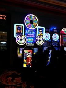 Batman slot machine!!!