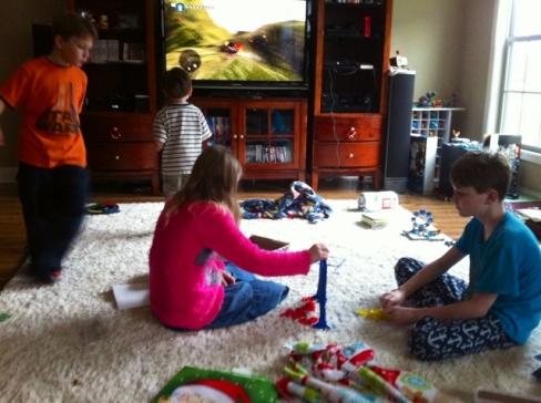 spoiled children