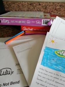 Lulu publishing kits