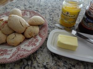 Alfred Cakes...aka scones