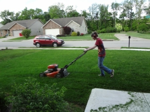 Oldest mowing