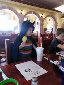 Batman at Mi Mexico