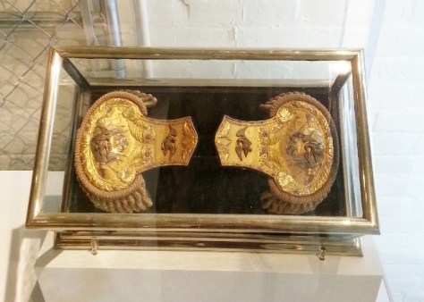 Santa Anna's epaulettes