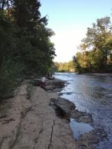 Littlest on the creek