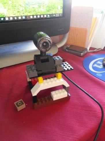Oldest built a camera rig