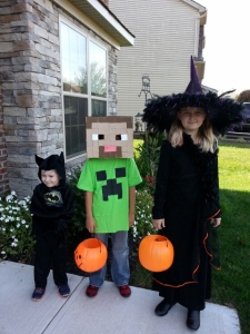 trunk-or-treaters