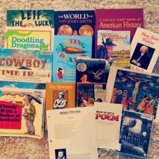 read alouds this week