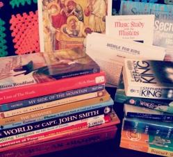 read aloud pile