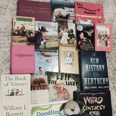 last week's books