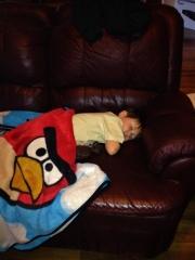 Littlest was sick last week