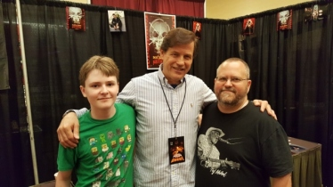 meeting Michael Pare