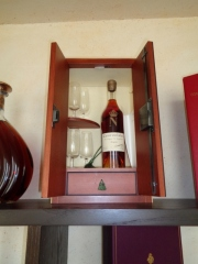 $6000 bottle of cognac...my husband got a sip