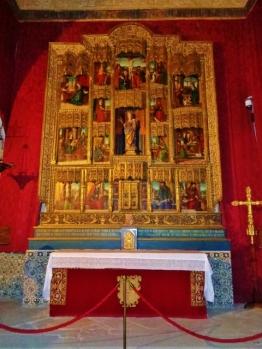 Alcazar chapel