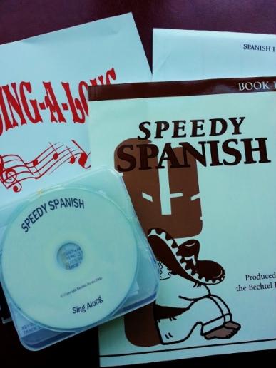 Spanish for Sparkles