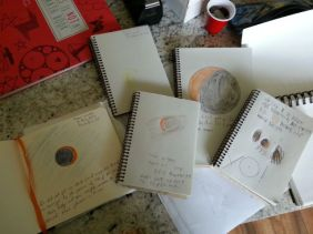 eclipde nature journal entries