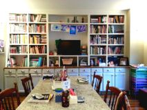 clean home education room...so rare