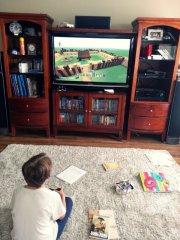 Fort Boonesborough on Minecraft