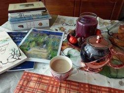 tea for me before poetry tea time