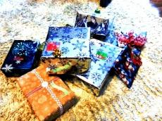 my big Christmas pile!