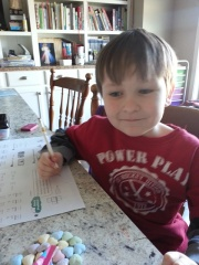 last day of first grade math