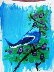 """Oldest"""" bluebird"""