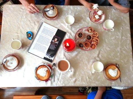 Shakespeare and tea
