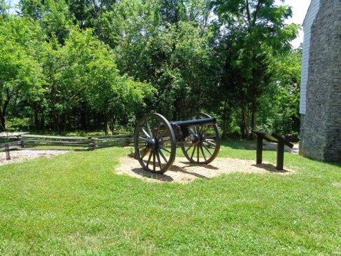 Fort Hill visit
