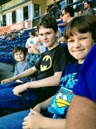 boys at the game
