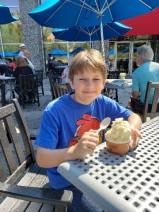 Thomas Jefferson's vanilla ice cream