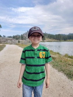 Sylvan Lake was a favorite