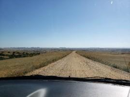 Sage Rim Road