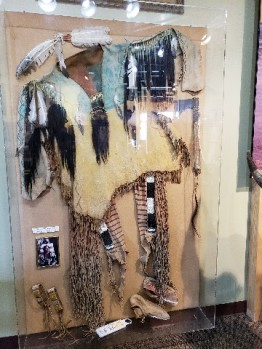 outfit worn in Dances with Wolves