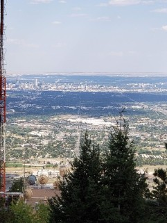 Denver from Lookout Mountain