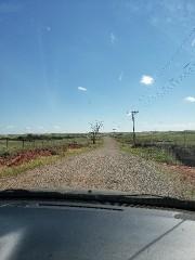 another dirt detour
